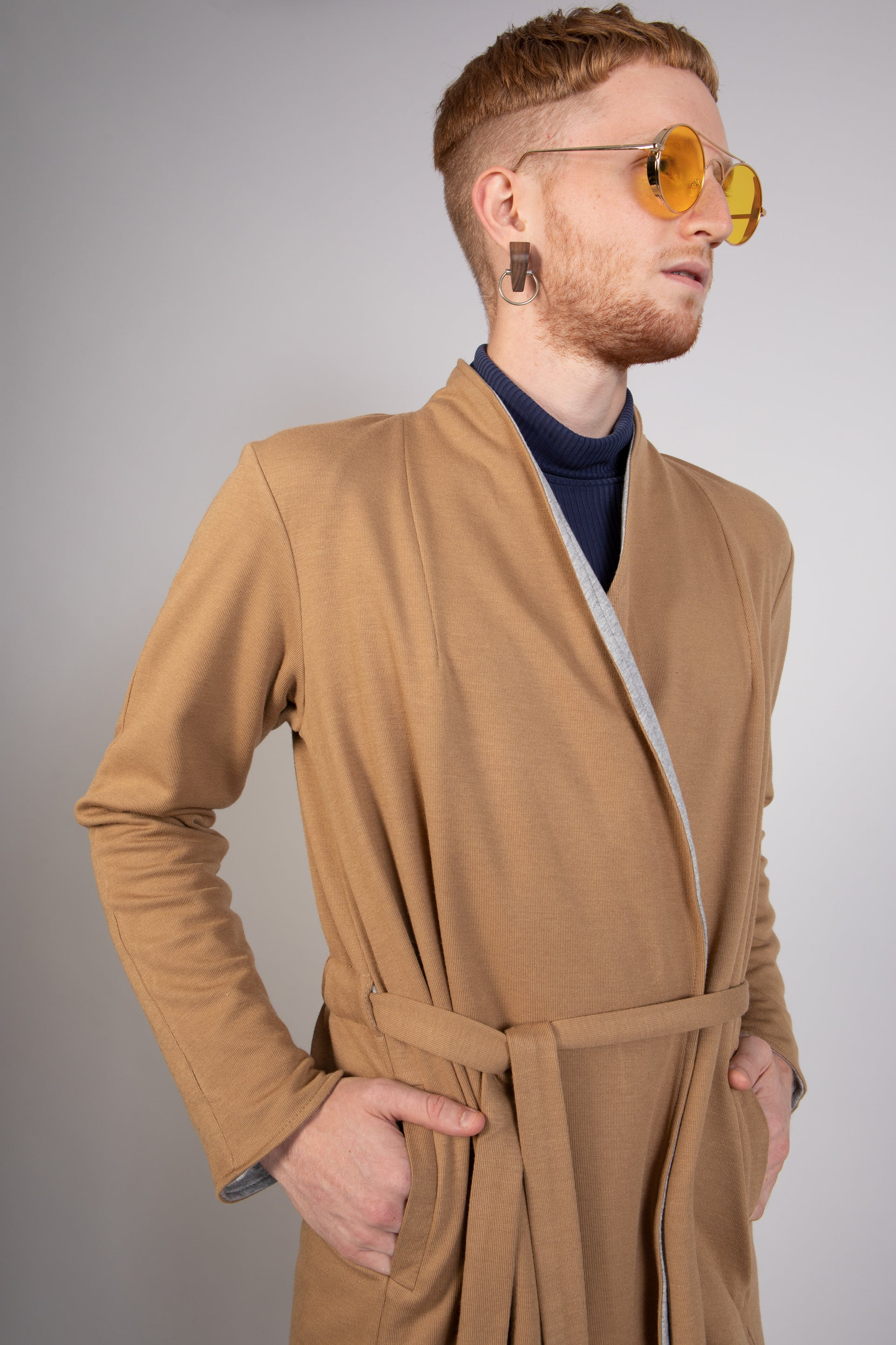 SMITH camel jacket - heroic-online