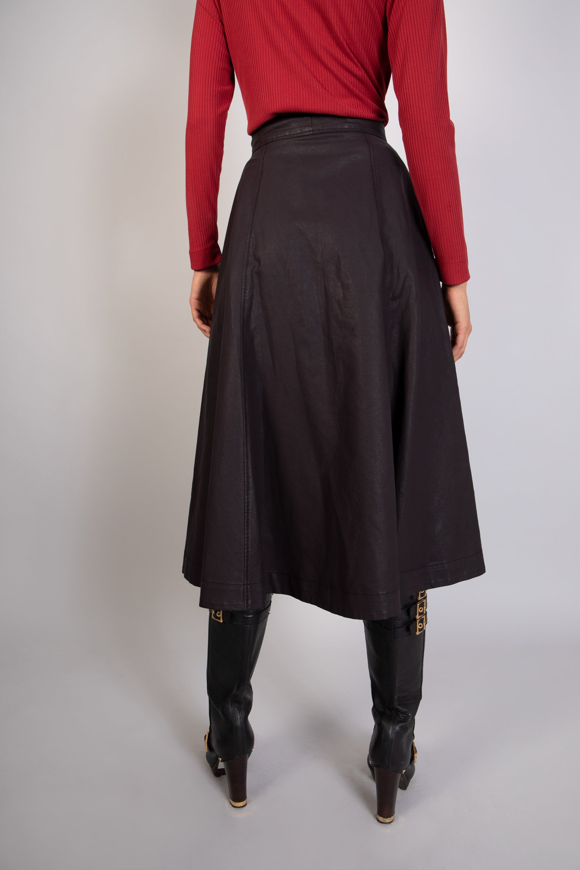 LEGEND black skirt - heroic-online