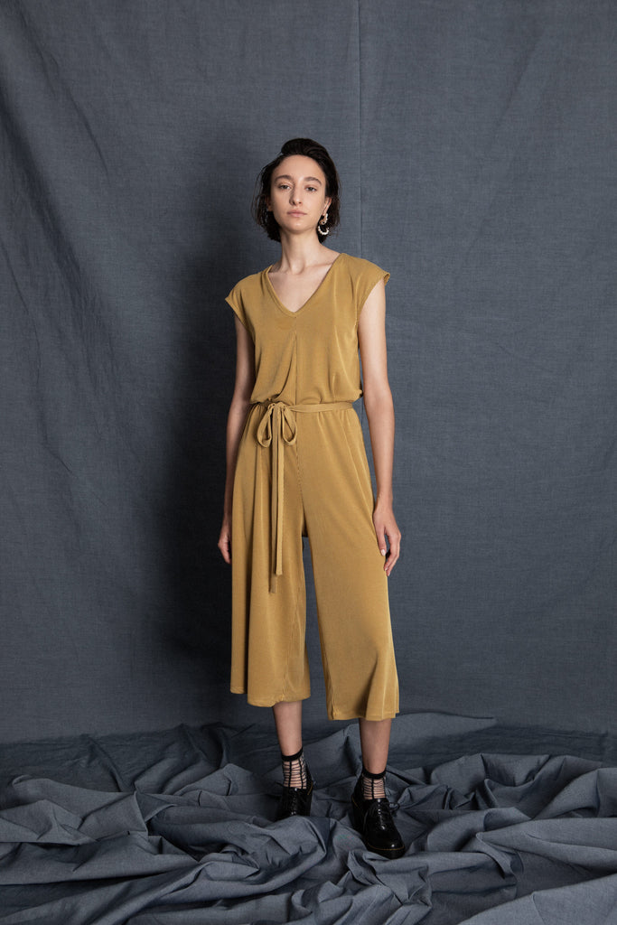 Tali yellow jumpsuit - heroic-online
