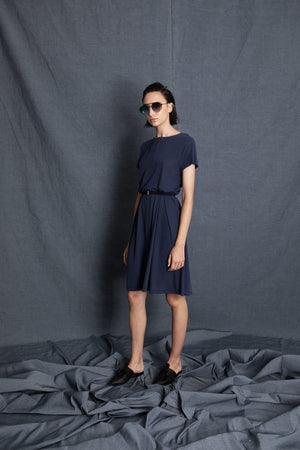 Nicko blue denim dress - heroic-online