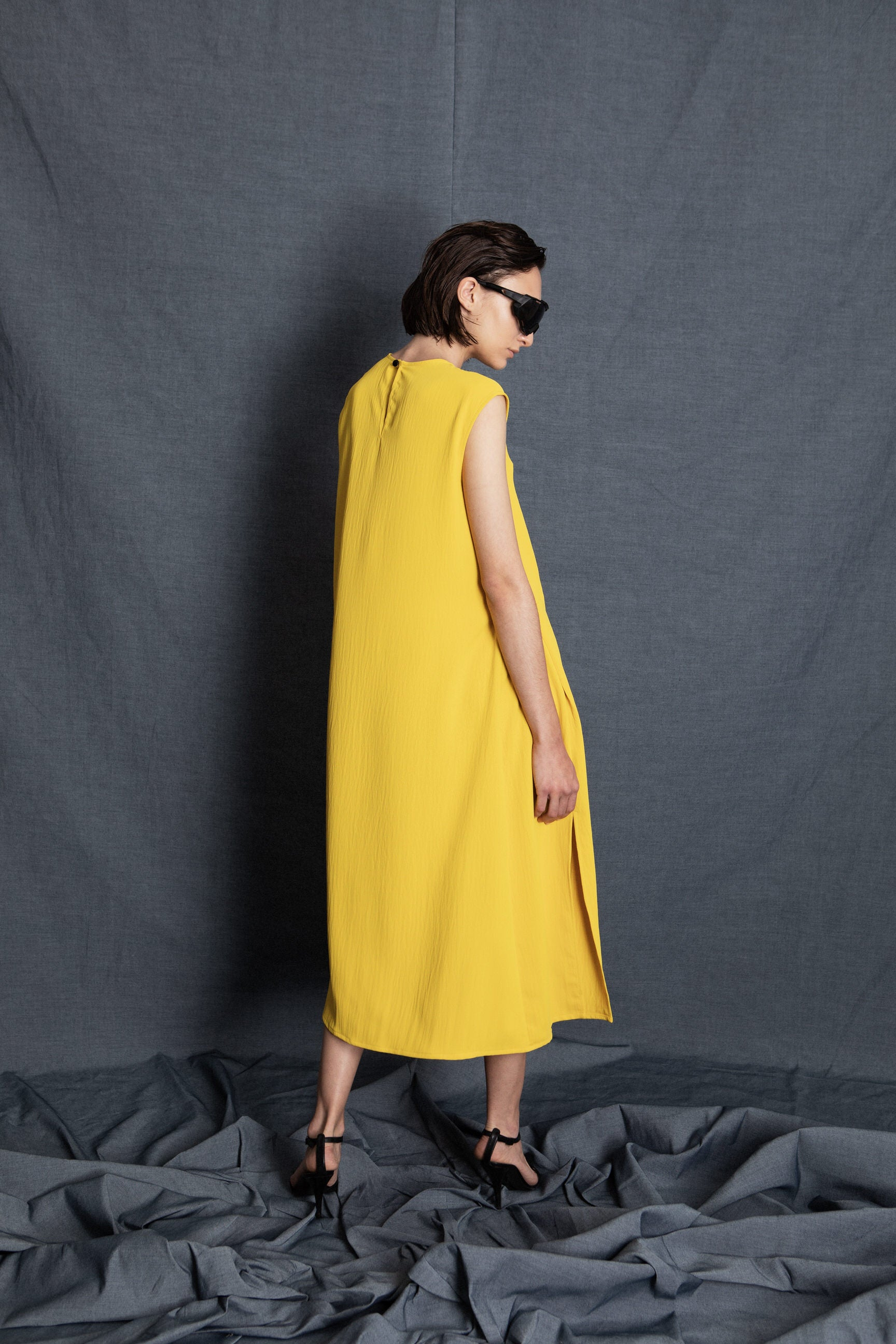 Leo yellow dress - heroic-online