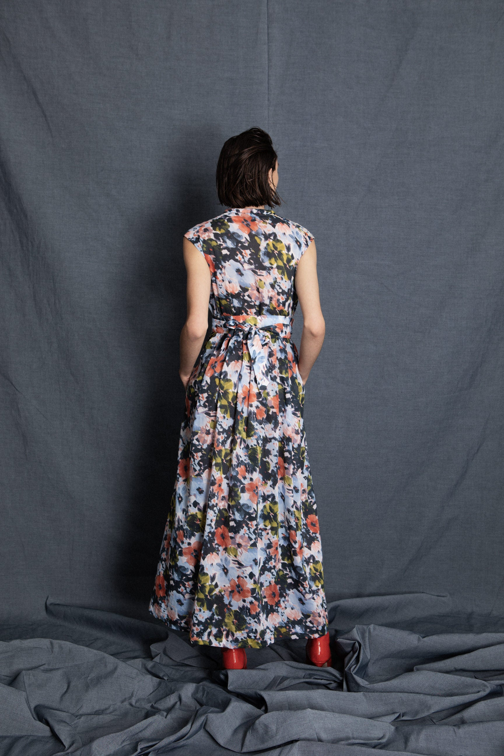 Lord floral print dress - heroic-online
