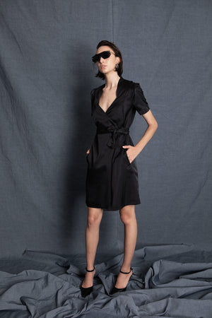 Kelly black dress - heroic-online