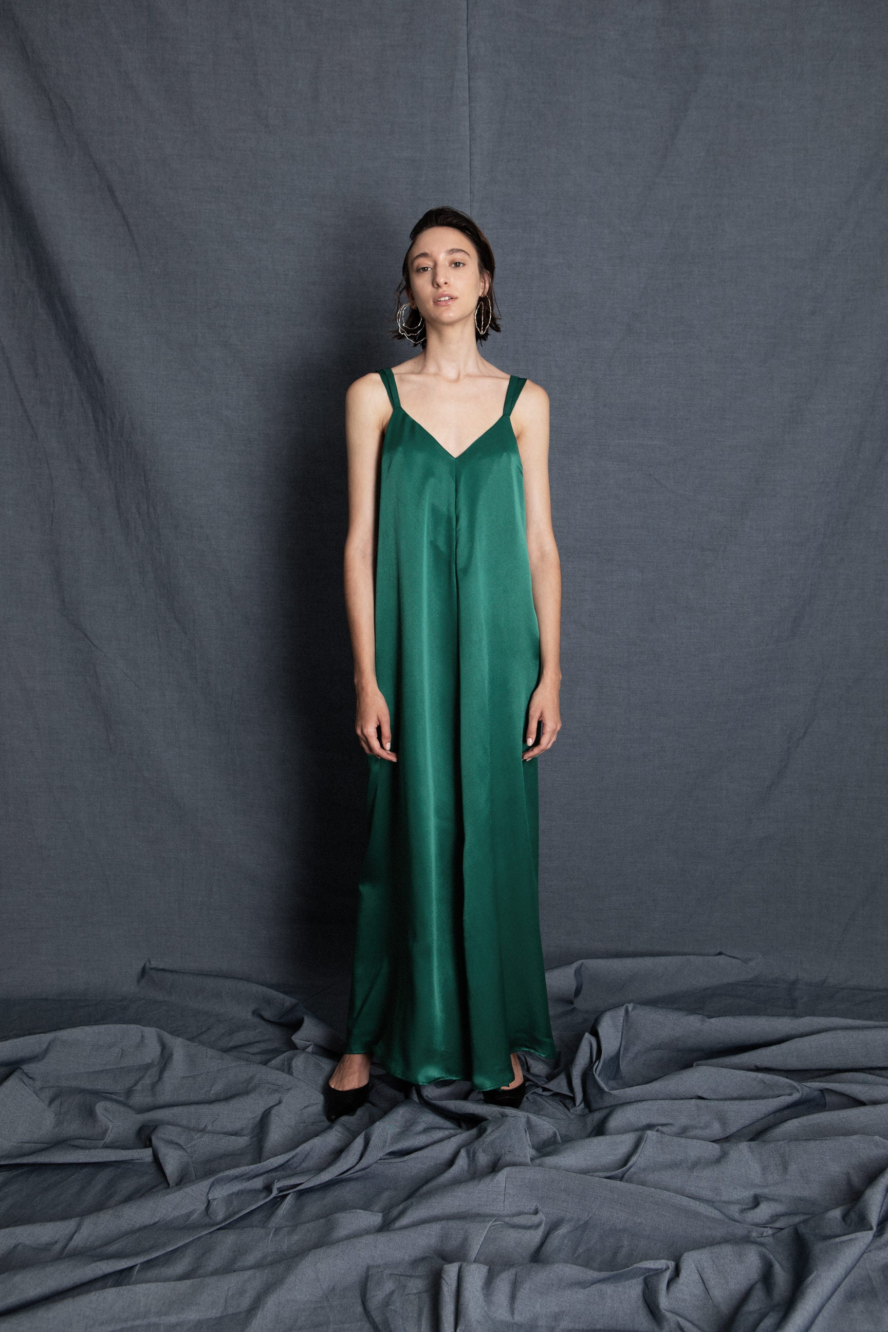 Tirosh green dress - heroic-online
