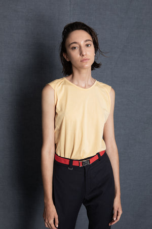 Peach yellow top - heroic-online