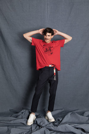 Douze points red t-shirt - heroic-online