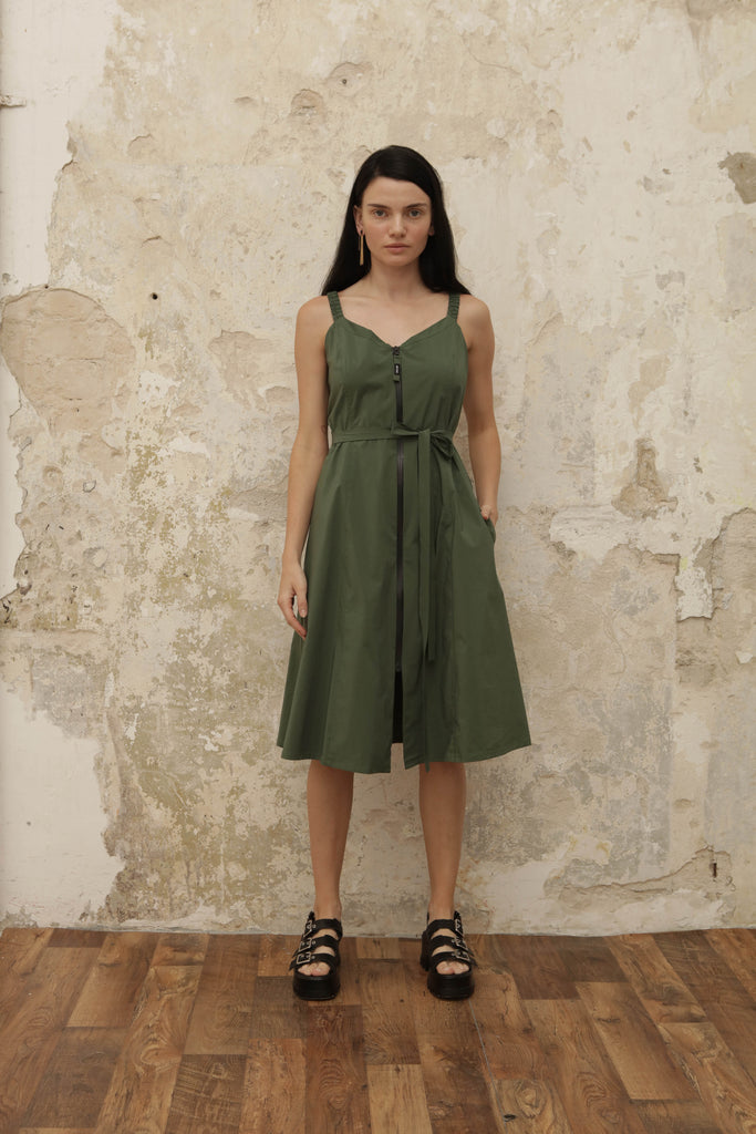 Soul dress - green - heroic-online