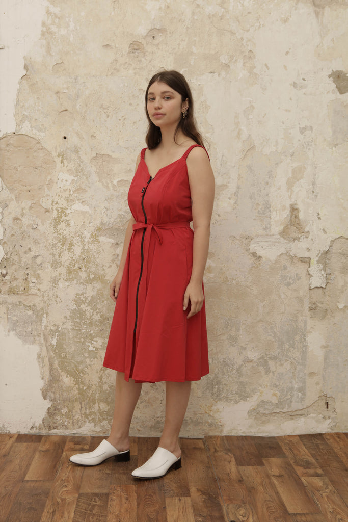 Soul dress - red - heroic-online