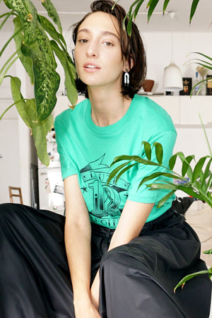 Douze points green t-shirt - heroic-online