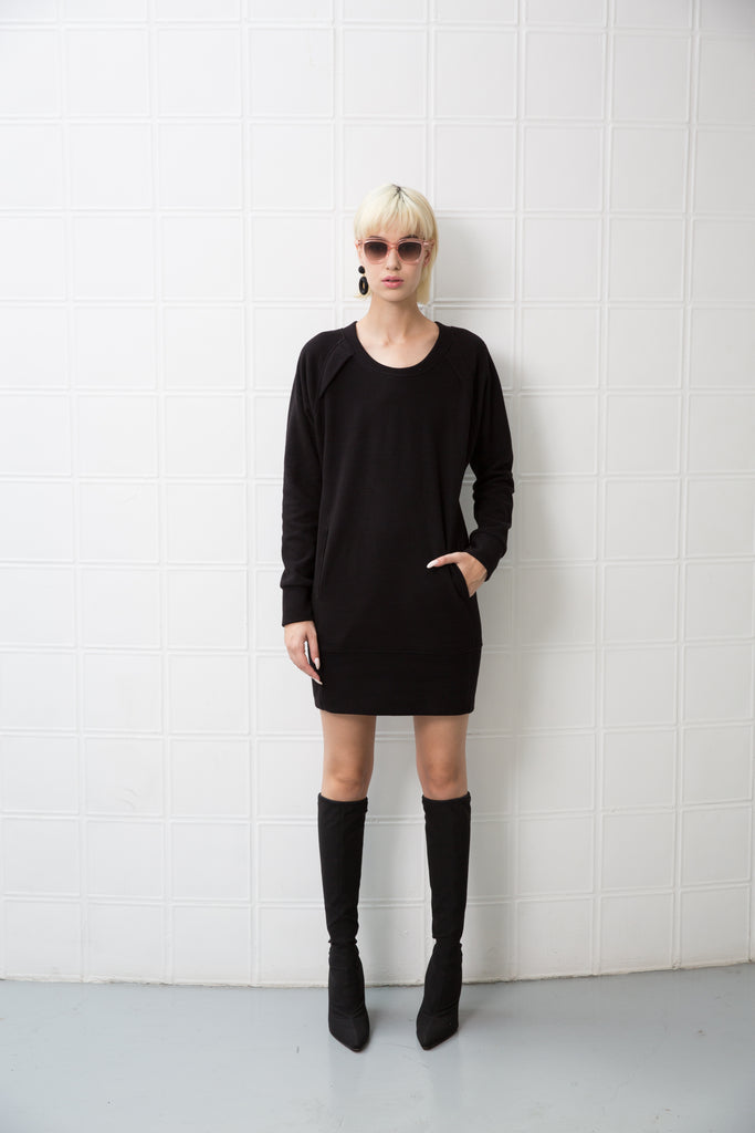 CLARIS Dress - black - heroic-online