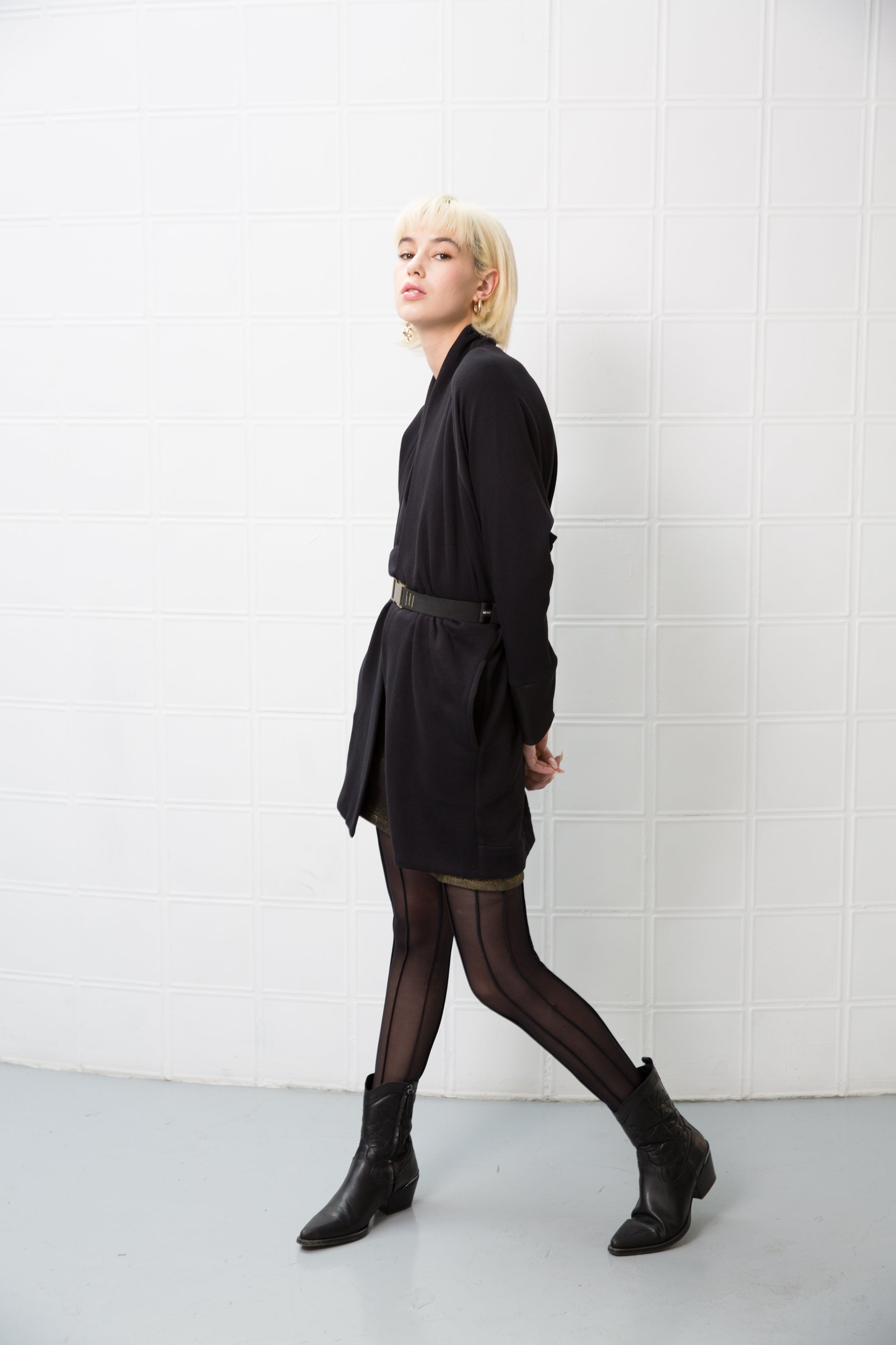 PERRY Cardigan - black