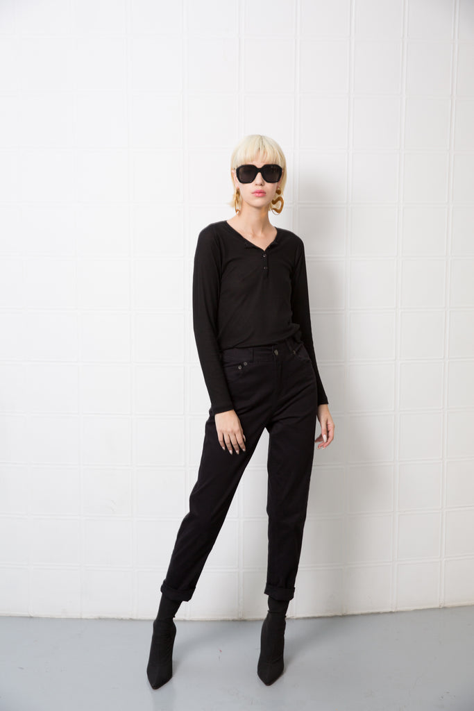 MOBY Top - black