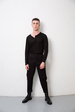 LENNY Pants - black