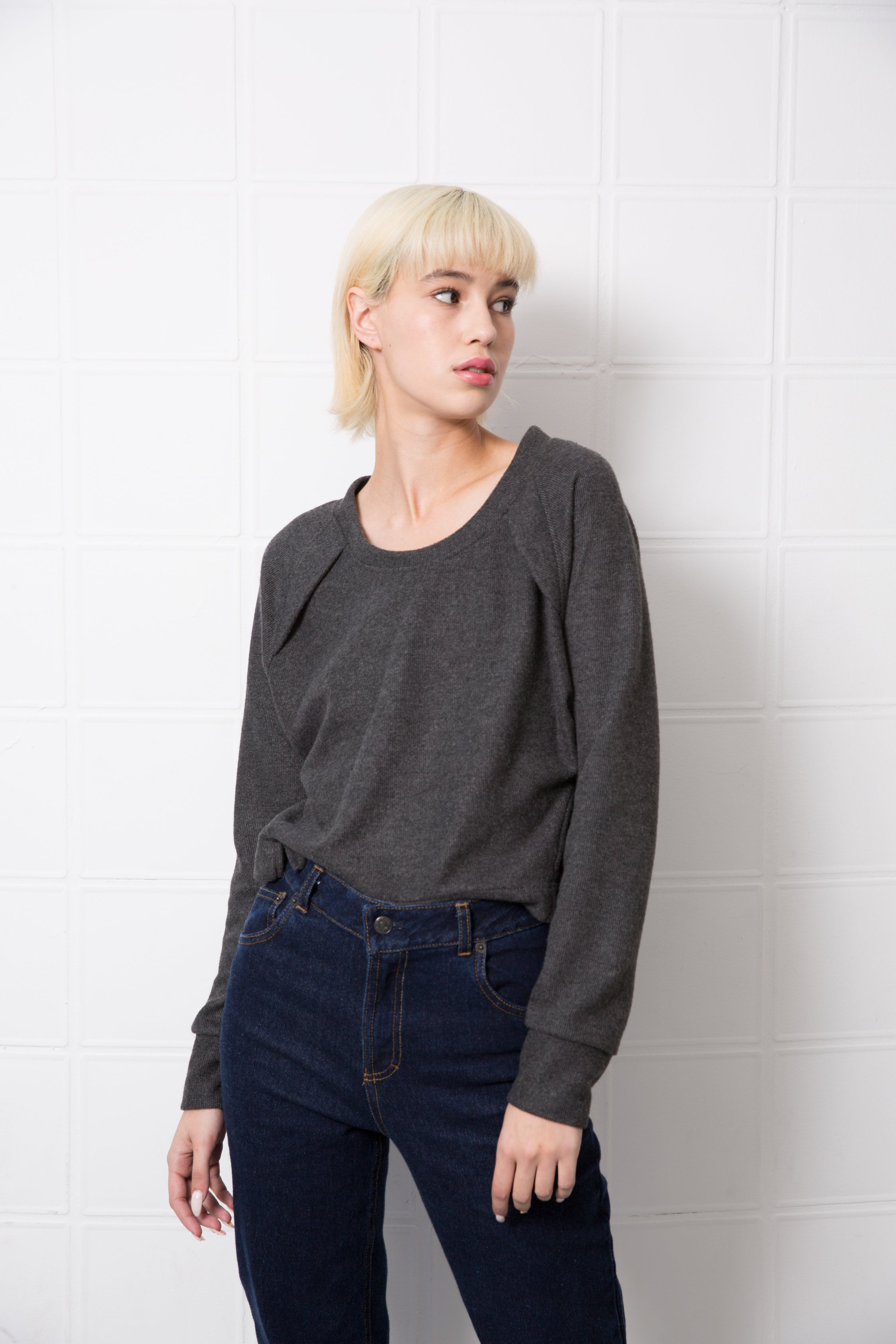 SOPHIE Sweatshirt - marengo grey