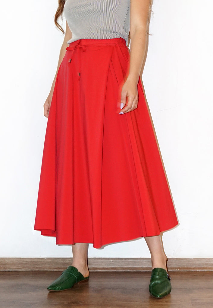 TUTY Skirt - red - heroic-online