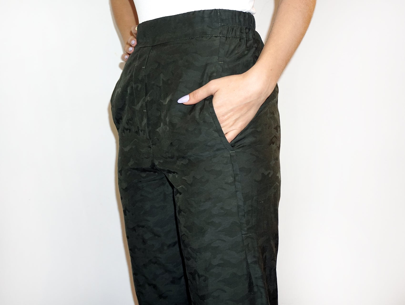 MAX Pants - olive green - heroic-online