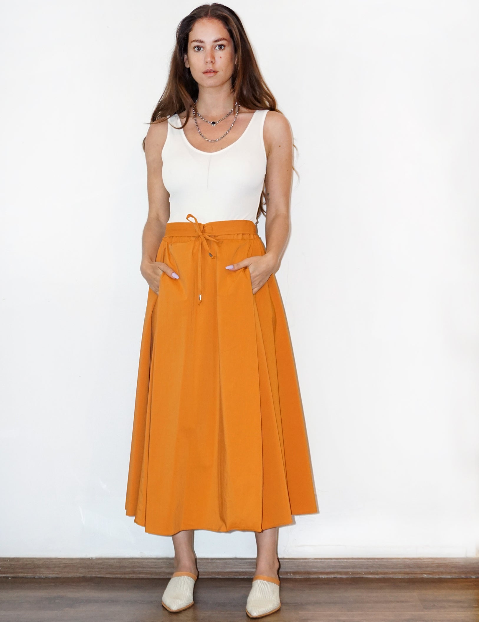 TUTY Skirt - orange - heroic-online