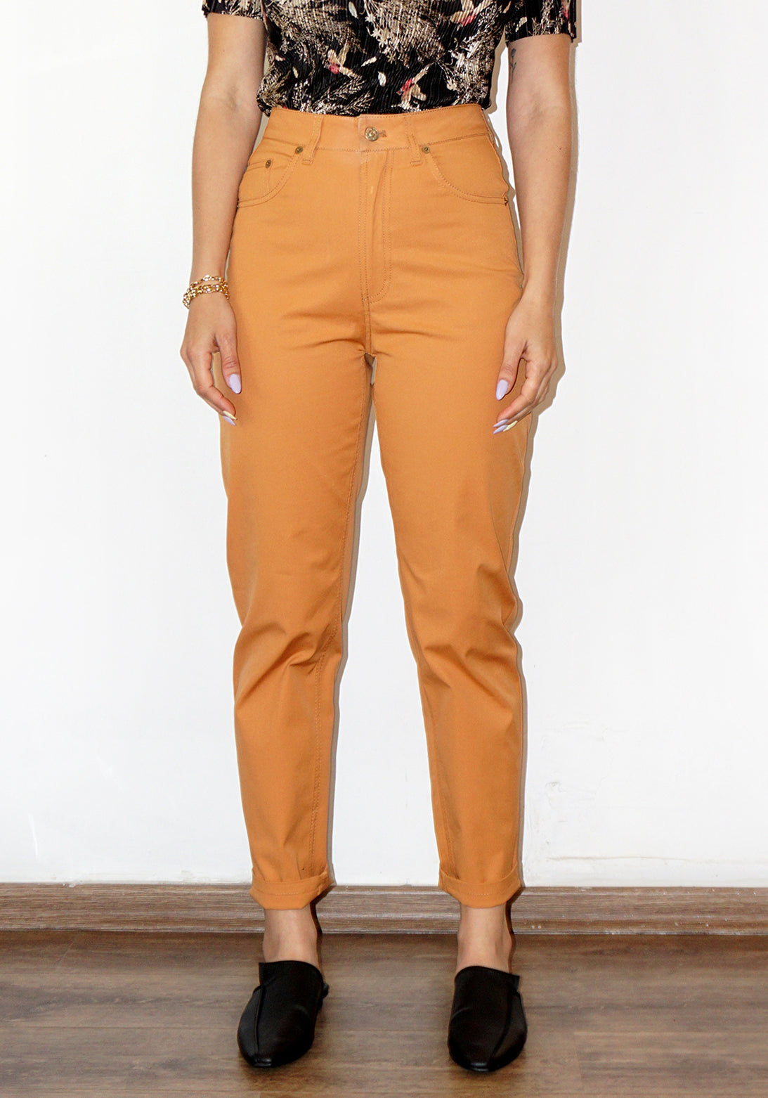 LENNY Pants - orange - heroic-online
