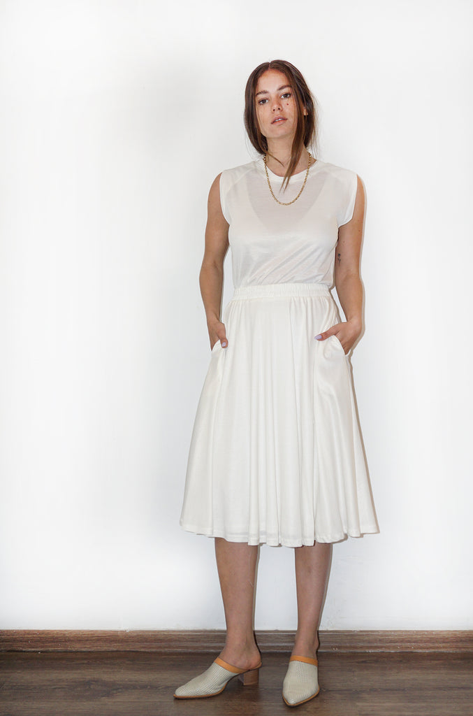 DOLLY Dress - cream - heroic-online