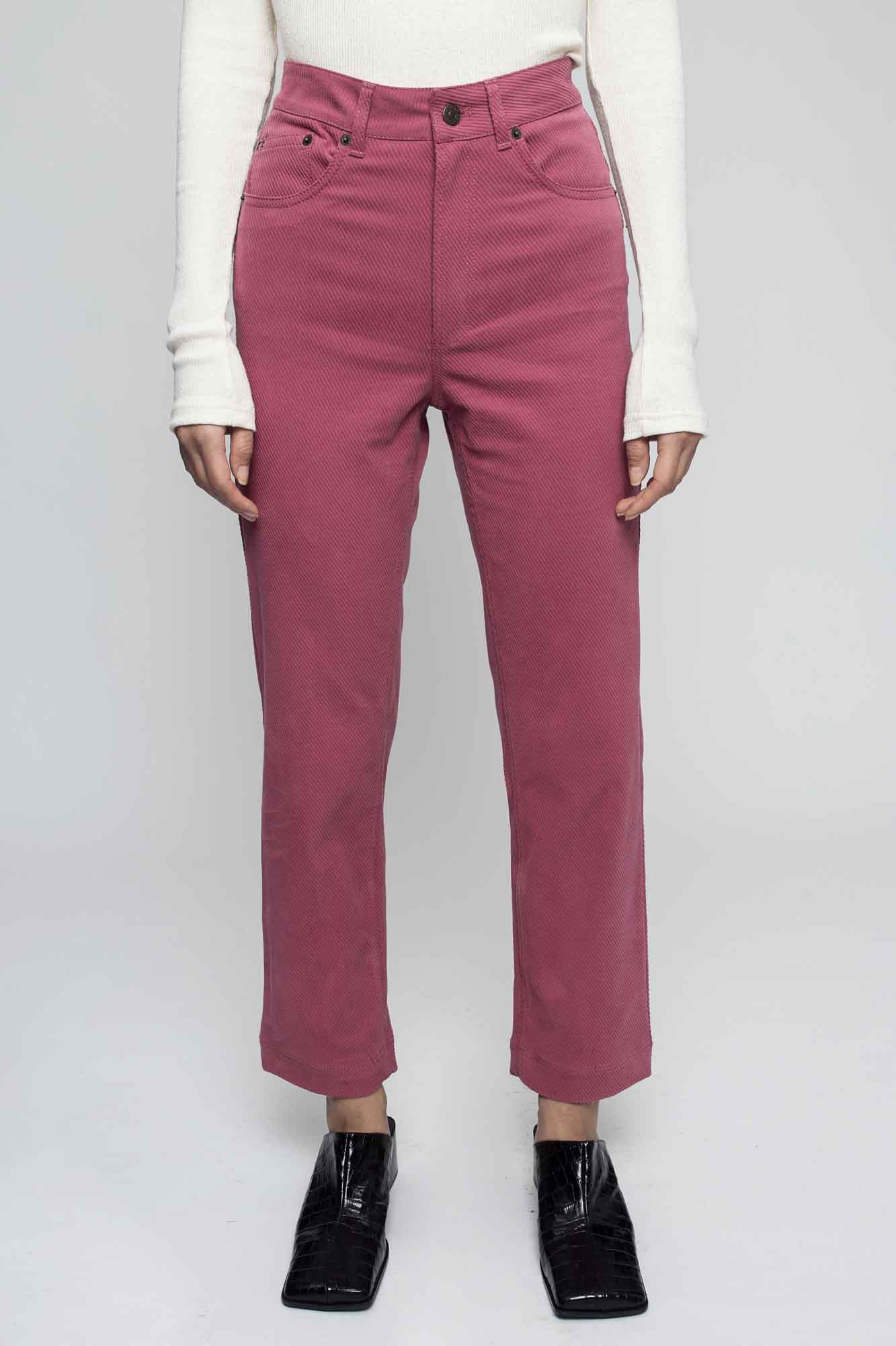 ANTHONY pants pale pink