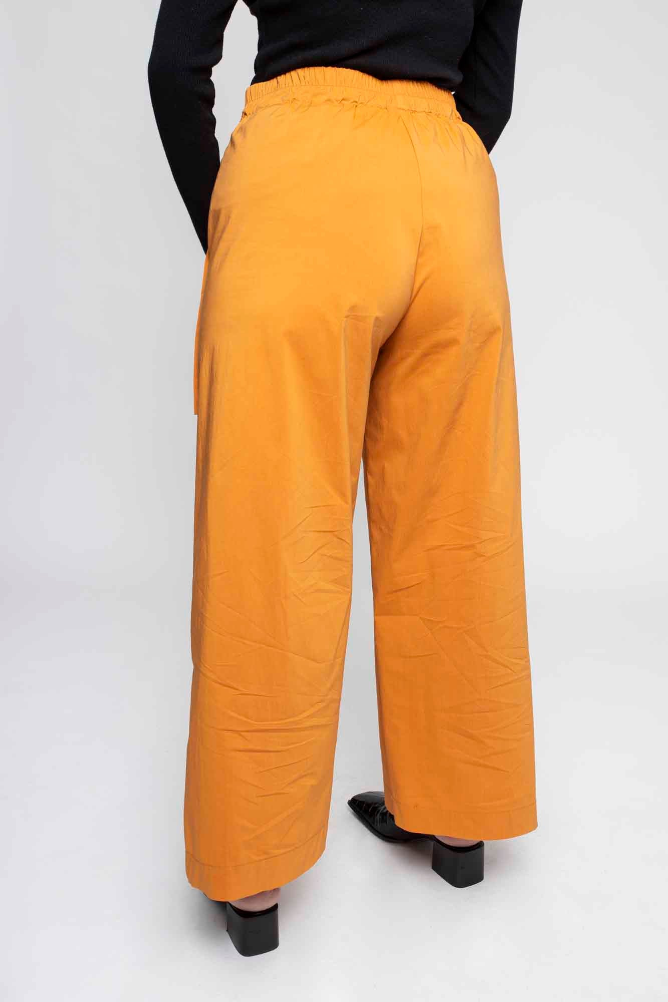 Long BRYAN pants orange
