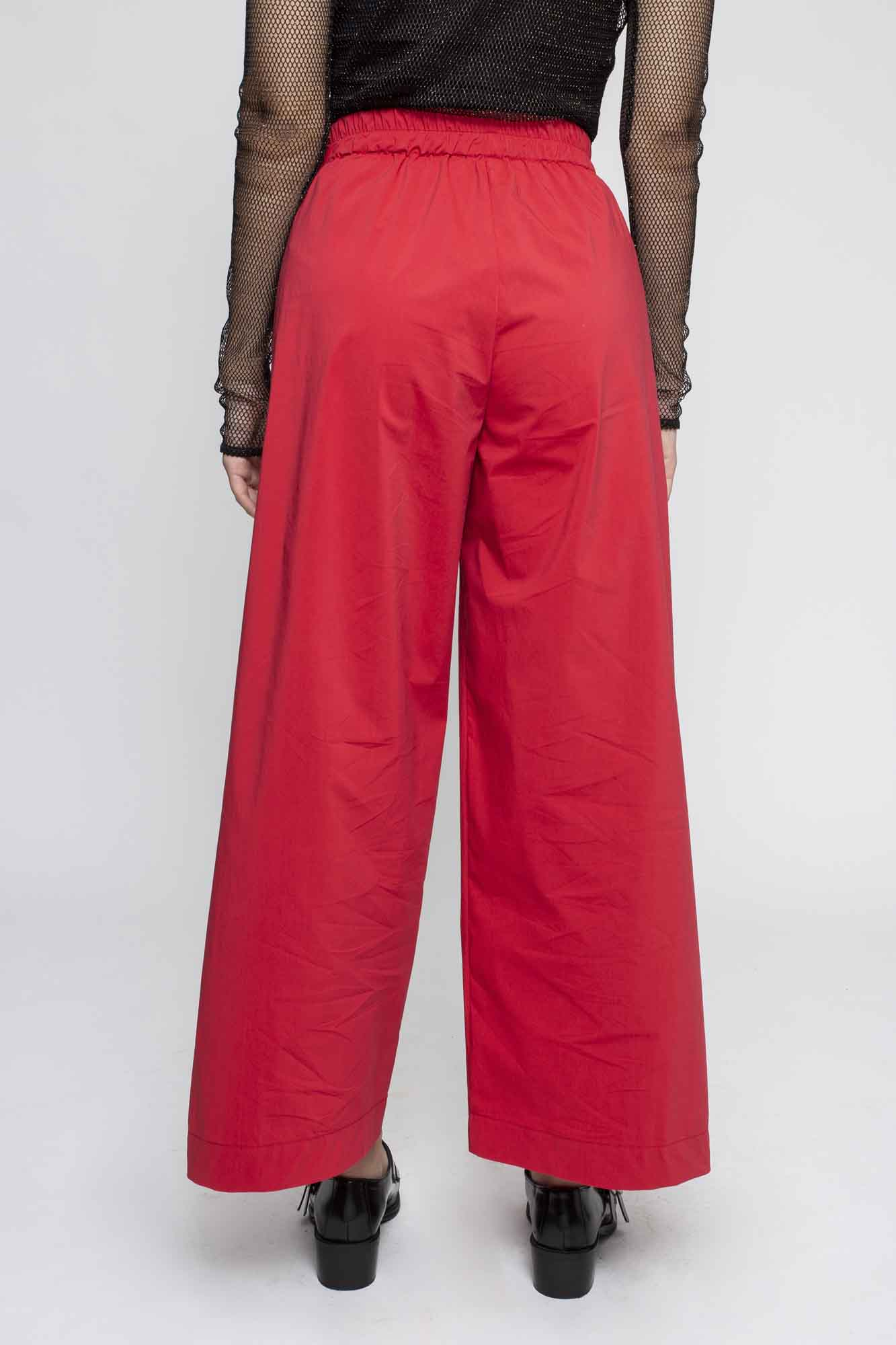 Long BRYAN pants red