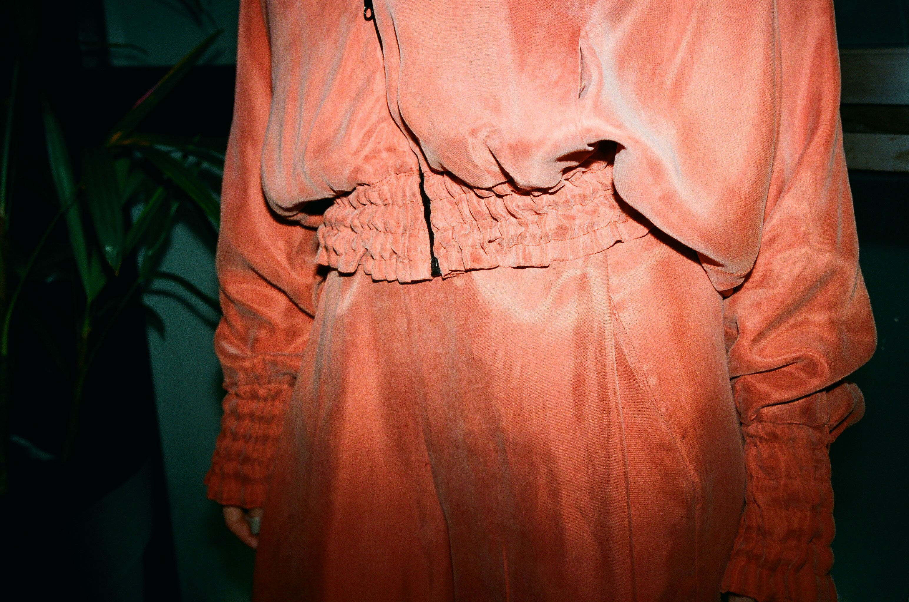 LILI orange brick  jacket - heroic-online