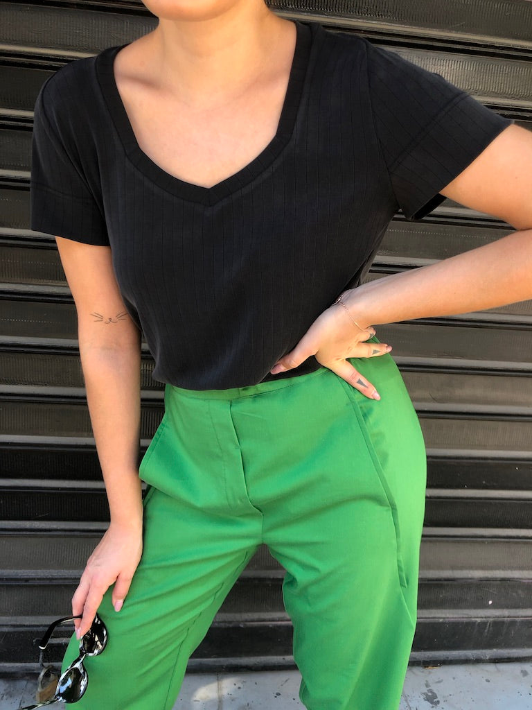 MAXIM pants light green