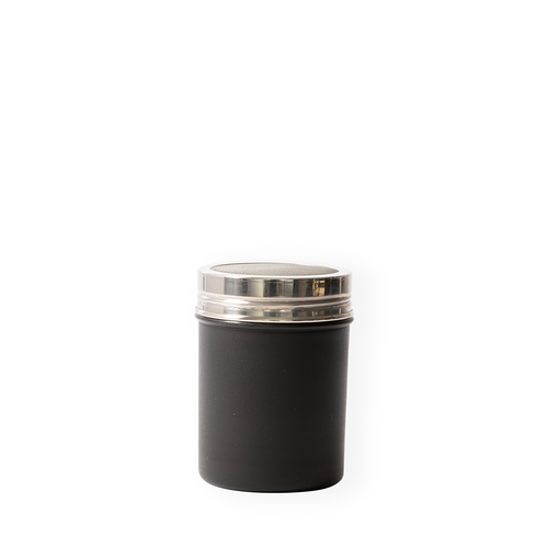 Rhino Chocolate Shaker Fine Mesh - Black