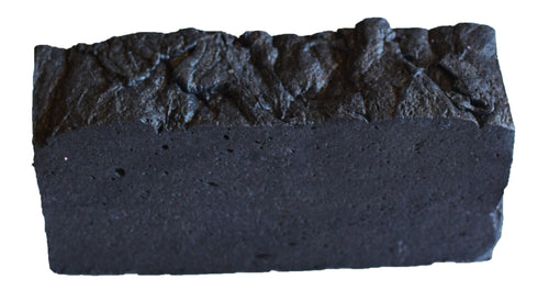 Tobacco & Bourbon Charcoal Soap