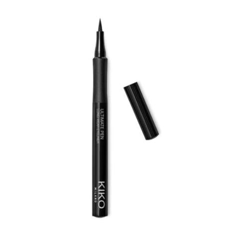 Kiko Milano Ultimate Pen Eyeliner - Black - mystic-beauty-international-make-up-store