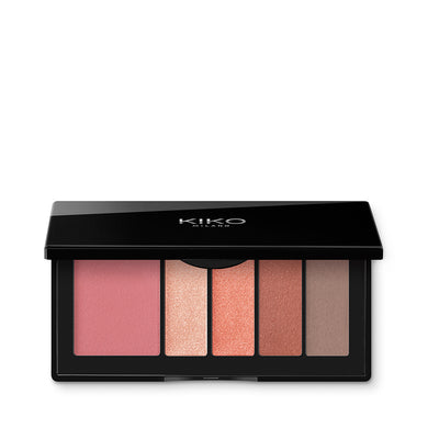 Kiko Milano - Smart Eyes and Cheeks - Coral Profusion - mystic-beauty-international-make-up-store