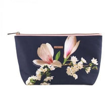 Load image into Gallery viewer, Ted Baker London Floral Makeup Bag-Large - mystic-beauty-international-make-up-store