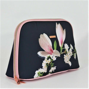 Ted Baker London XL Material Makeup Bag - mystic-beauty-international-make-up-store