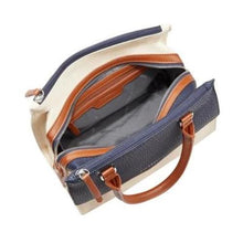 Load image into Gallery viewer, Fiorelli Mia Grab Bag- Nautical - mystic-beauty-international-make-up-store