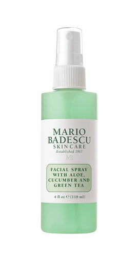 Mario Badescu Facial Spray - Aloe, Cucumber & Green Tea (118ml) - mystic-beauty-international-make-up-store