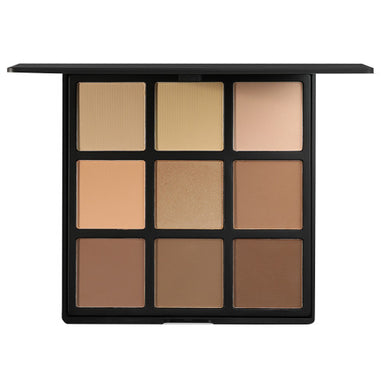 Morphe - 9C 9 Colour Contour - mystic-beauty-international-make-up-store