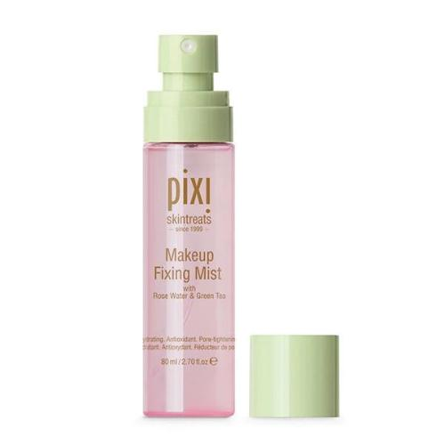 Pixi Skintreats Makeup Fixing Mist - Rose Water & Green Tea (80ml) - mystic-beauty-international-make-up-store