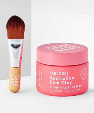 Sand & Sky Australian Pink Clay Face Mask - Mystic Beauty SA