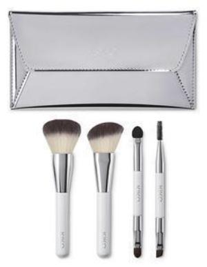 Kiko Milano - Arctic Holiday Travel Brush Set - Limited Edition - mystic-beauty-international-make-up-store