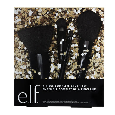 e.l.f. 4 Piece Makeup Brush Set - mystic-beauty-international-make-up-store
