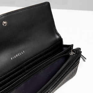 Fiorelli FERN Black Purse - mystic-beauty-international-make-up-store
