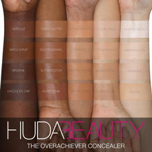Load image into Gallery viewer, Huda Beauty The Overachiever Concealer - Caramel Corn 22N - mystic-beauty-international-make-up-store