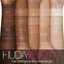 Load image into Gallery viewer, Huda Beauty Overachiever Concealer Swatch - Mystic Beauty SA online makeup store