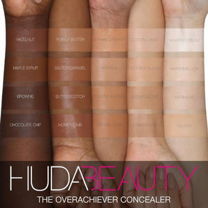 Huda Beauty The Overachiever Concealer - Nougat 06G - mystic-beauty-international-make-up-store