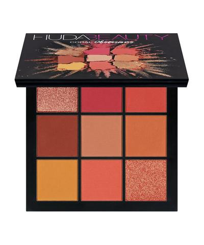 Huda Beauty Obsessions - Coral - mystic-beauty-international-make-up-store