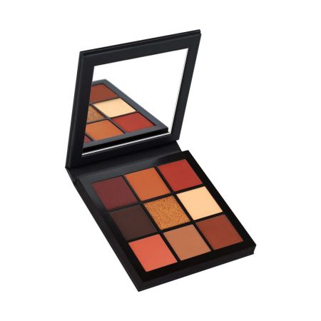 Huda Beauty Obsessions - Warm Brown - mystic-beauty-international-make-up-store