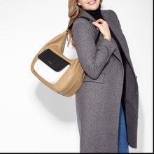Load image into Gallery viewer, FIORELLI TUFNELL HOBO BAG TOFFEE MIX