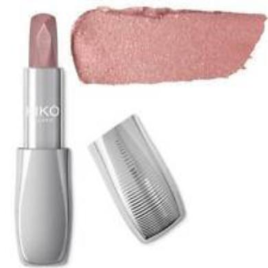 Kiko Milano - Arctic Holiday Lipstick - Shimmer Bronze - mystic-beauty-international-make-up-store