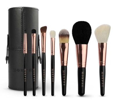 Morphe 701 - 7 piece Rose Brush Set - mystic-beauty-international-make-up-store